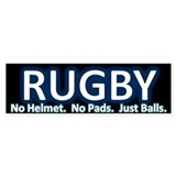Rugby Stickers & Flair