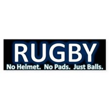 Rugby Bumper Stickers
