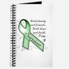 Cute Kidney cancer ribbon Journal