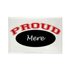 Proud Mere Rectangle Magnet (10 pack)