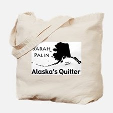 Cute Governor of alaska Tote Bag
