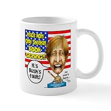 Sheehan Book Signing Mug