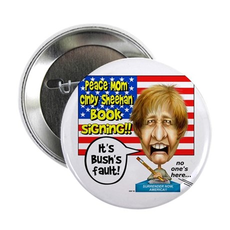 """Sheehan Book Signing 2.25"""" Button (100 pack)"""