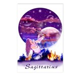 Sagittarius Postcards (Package of 8)