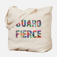 Guard Fierce Tote Bag