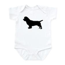 Sussex Spaniel Infant Creeper