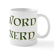 Word Nerd (medieval) Mug