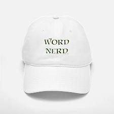 Word Nerd (medieval) Baseball Baseball Cap