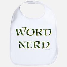 Word Nerd (medieval) Bib