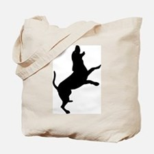 Treeing Walker Coonhound Tote Bag