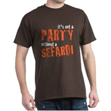 Party Sefardi T-Shirt