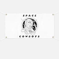 Space Cowboy Banner