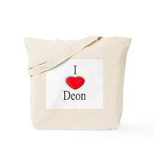 Deon Tote Bag