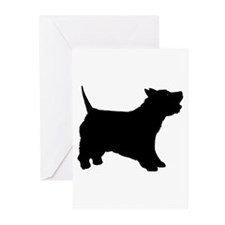 Westie Greeting Cards (Pk of 10)