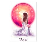 Virgo Postcards (Package of 8)