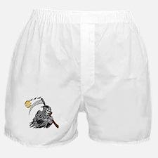 Grim Reaper Boxer Shorts