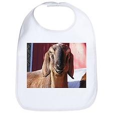 Smiling Goat Bib