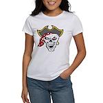 Pirate Skull Women's T-Shirt