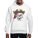Pirate Skull Hooded Sweatshirt