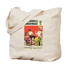 """Tote Bag - """"Abnormals Anonymous"""""""