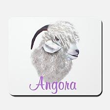 Angel Kiss-Angora Doe Mousepad