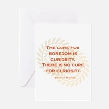 Cure for Boredom... Greeting Cards (Pk of 20)