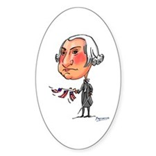 gEoRgE Oval Decal