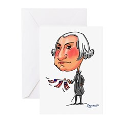 gEoRgE Greeting Cards (Pk of 20)