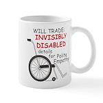 Invisibly Disabled Mug