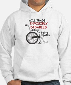 Invisibly Disabled Hoodie