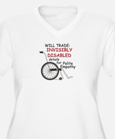 Invisibly Disabled T-Shirt