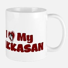 I Love My RAKKASAN Mug
