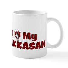 I Love My RAKKASAN Mug