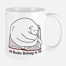 All books... Mug