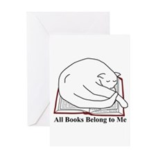 All books... Greeting Card