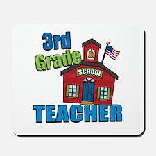 3rd Grade Teacher Mousepad