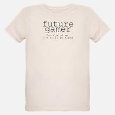 Future Gamer in Alpha T-Shirt