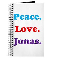 Peace. Love. Jonas. Journal