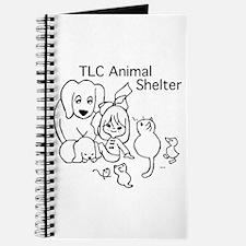 TLC Retro Logo Journal
