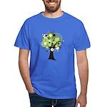 Tree Design #2033 Dark T-Shirt