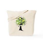 Tree Design #2033 Tote Bag