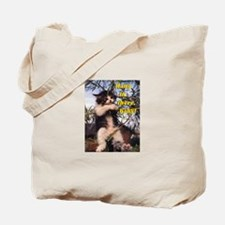 Cute Hang in there Tote Bag