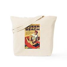 """Tote Bag - """"Queer Beach"""""""
