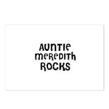 AUNTIE MEREDITH ROCKS Postcards (Package of 8)
