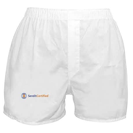 SenditCertified branded Boxer Shorts
