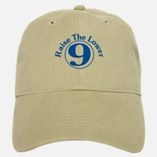 Raise The Lower 9th Baseball Baseball Cap