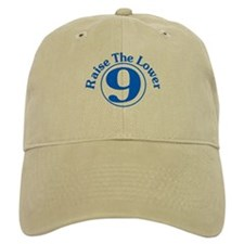 Raise The Lower 9th Baseball Cap