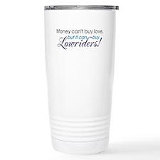 Lowrider car Travel Mug