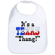It's a Texas Thang! Bib
