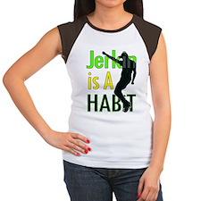 Jerkin Is A Habit 2 Women's Cap Sleeve T-Shirt